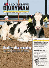 Progressive Dairyman Issue 2 2011