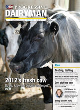 Progressive Dairyman Issue 4 2012