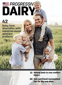 Progressive Dairy cover