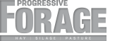 Progressive Forage logo