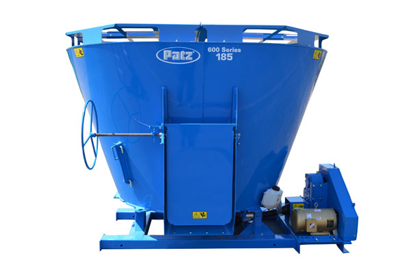 600 series vertical mixer