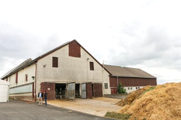german dairy barn