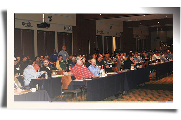 200 dairy producers and industry professionals at Alltech Dairy School