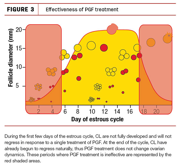 Effectiveness of PFG treatment