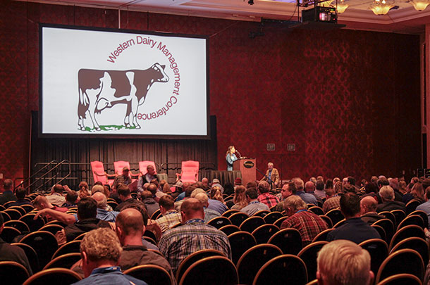 Western Dairy Management Conference