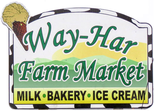 Way-Har Farm Market sign