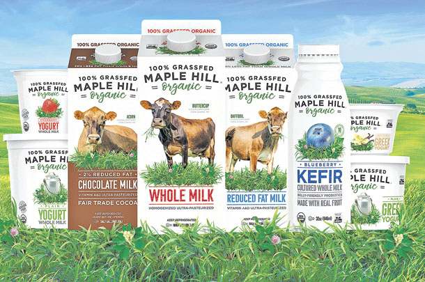 Maple Hill Creamery product