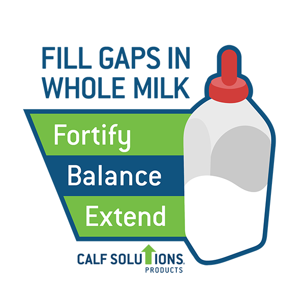 Fill milk gaps in milk infographic