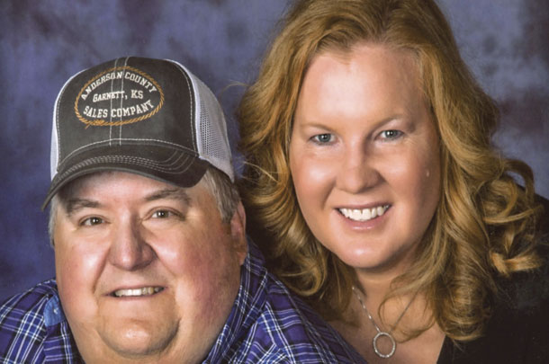 Ron and Christy Ratliff honored as Jersey Master Breeders