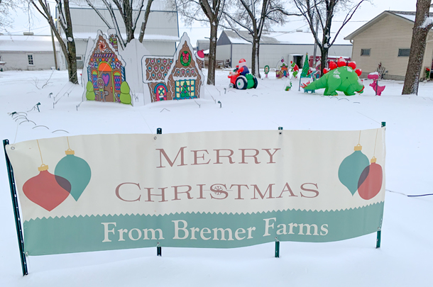 Christmas at Bremer Farms