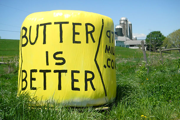 butter is better baleboard