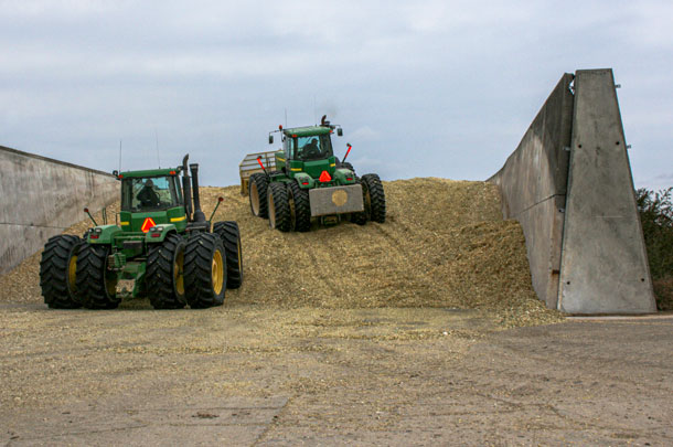 Silage Packing