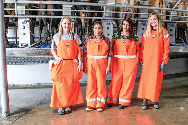 4D Ag Fashion introduces high-visible orange options