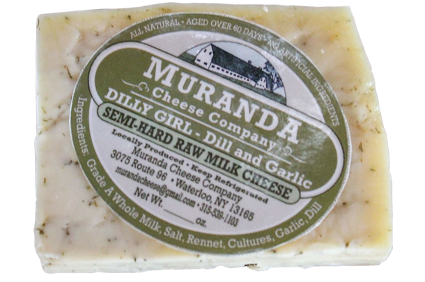 Muranda Cheese - Dilly Girl