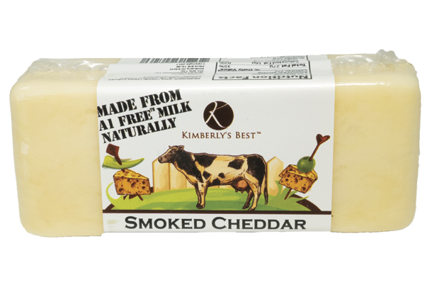 Kimberly's Best - Smoked Cheddar