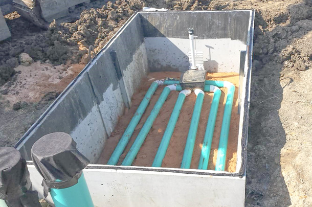 phosphorus removal system